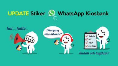 stiker whatsapp kiosbank