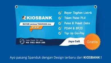spanduk baru kiosbank
