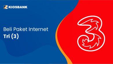 Cara Beli Paket Internet 3 Tri