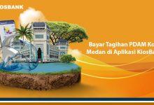 Cek Tagihan PDAM Kota Medan