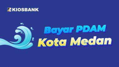 Bayar Tagihan PDAM Kota Medan Di Aplikasi KiosBank