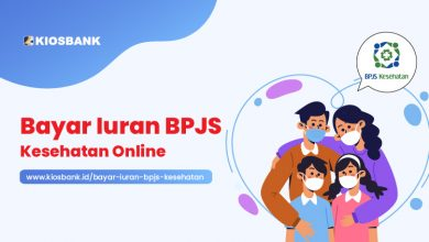 Bayar Iuran BPJS Kesehatan Online di Aplikasi Kiosbank
