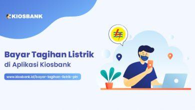 Bayar Tagihan Listrik PLN Pasca Bayar Online di Kiosbank