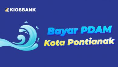 Bayar Tagihan PDAM Kota Pontianak Online di Kiosbank