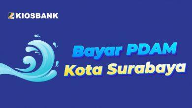 Bayar Tagihan PDAM Surabaya Surya Sembada di Kiosbank