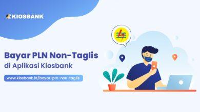 Bayar Tagihan PLN Non-Taglis atau Non Tagihan Listrik di Kiosbank
