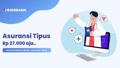 Beli Asuransi Tipus Online di Kiosbank