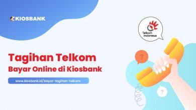 Cara Bayar Tagihan Telkom Online di Aplikasi PPOB Kiosbank