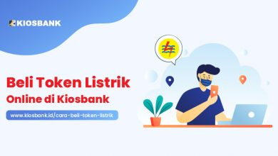 Cara Beli Token Listrik PLN secara Online di Kiosbank