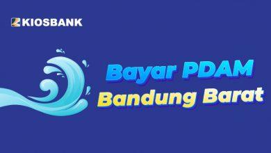 Bayar Tagihan PDAM Bandung Barat di Aplikasi Kiosbank