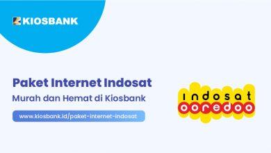 Beli Paket Internet Indosat Murah