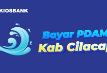 Cek Tagihan PDAM Cilacap Perumdam Tirta Wijaya di Kiosbank