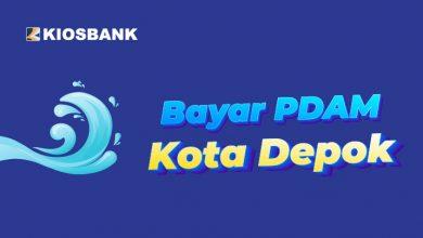 Cek Tagihan PDAM Depok Tirta Asasta di Kiosbank