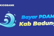 Cek Tagihan PDAM Kab Badung Tirta Mangutama di Kiosbank Online