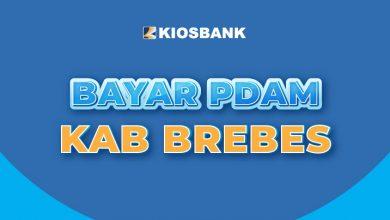 Cek Tagihan PDAM Brebes Tirta Baribis di Kiosbank