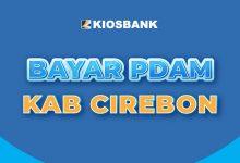 Cek Tagihan PDAM Kab Cirebon Tirta Jati di Kiosbank