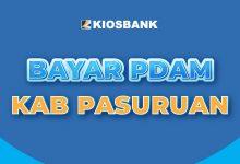 Cek Tagihan PDAM Kab Pasuruan hanya di Kiosbank
