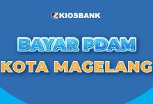 Cek Tagihan PDAM Kota Magelang hanya di Kiosbank