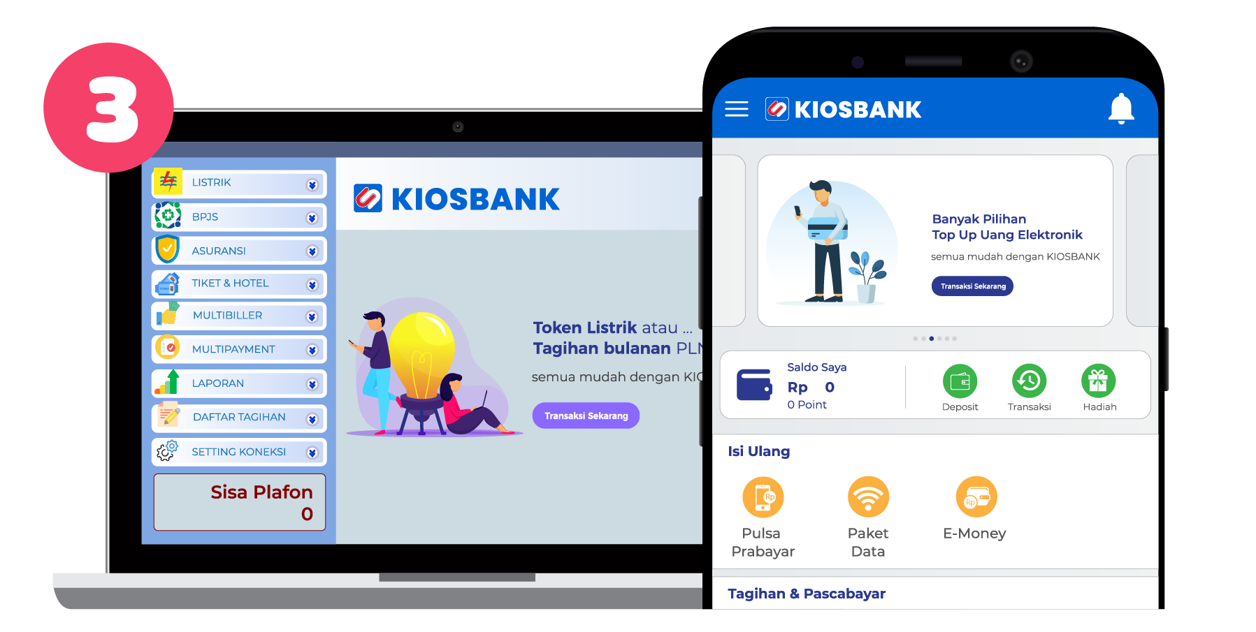 top up saldo kiosbank